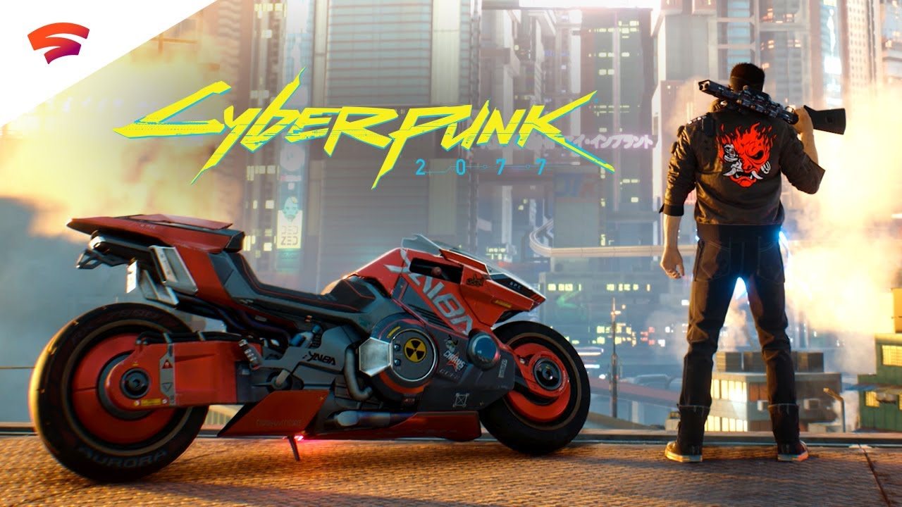 The Google Stadia trailer for Cyberpunk 2077 is not footage from the  platform - State of Stadia